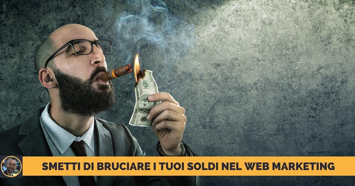 Come calcolare il punto di pareggio della tua pubblicità su internet: AKA smetti di bruciare soldi!