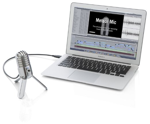 Microfono alta qualità per pc